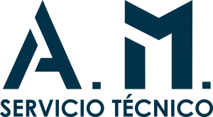Logo A.M. (By IDG) VARIANTE 3 (Oscuro)